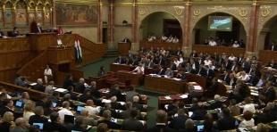 Az Országgyűlés igennel szavazott!